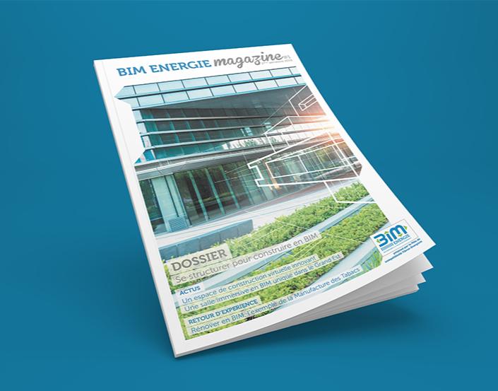 BIM Energie Magazine